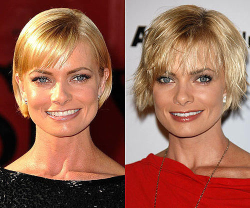 Which texture do you prefer on Jaime Pressly?