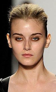 Makeup at Narciso Rodriguez's 2010 Spring New York Fashion Week
