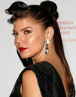 Fergie's Hair at Nomads Two