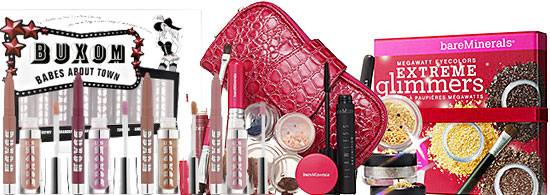 Bare Escentuals Happiness Collection, Radiance Rocks, Buxom Babes About Town, and Extreme Glimmers Sweepstakes Rules
