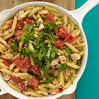 Fast & Easy Rachael Ray Recipe For Sicilian Swordfish Penne