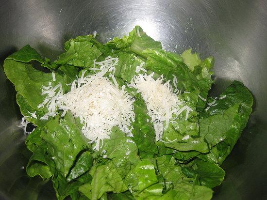 Caesar Salad Recipe 2009-06-26 12:16:42