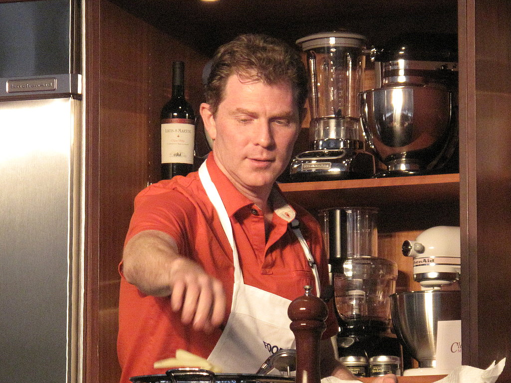 Photos of Bobby's Burger Seminar at 2009 Aspen Food & Wine Classic ...