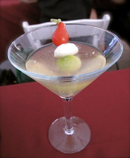 Recipe For Michael Chiarello's Tomato Water Martini