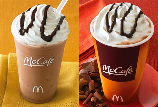 McDonald's Giving Away Free McCafe Mochas on Mondays