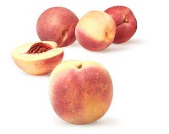 Peach-Raspberry Clafouti