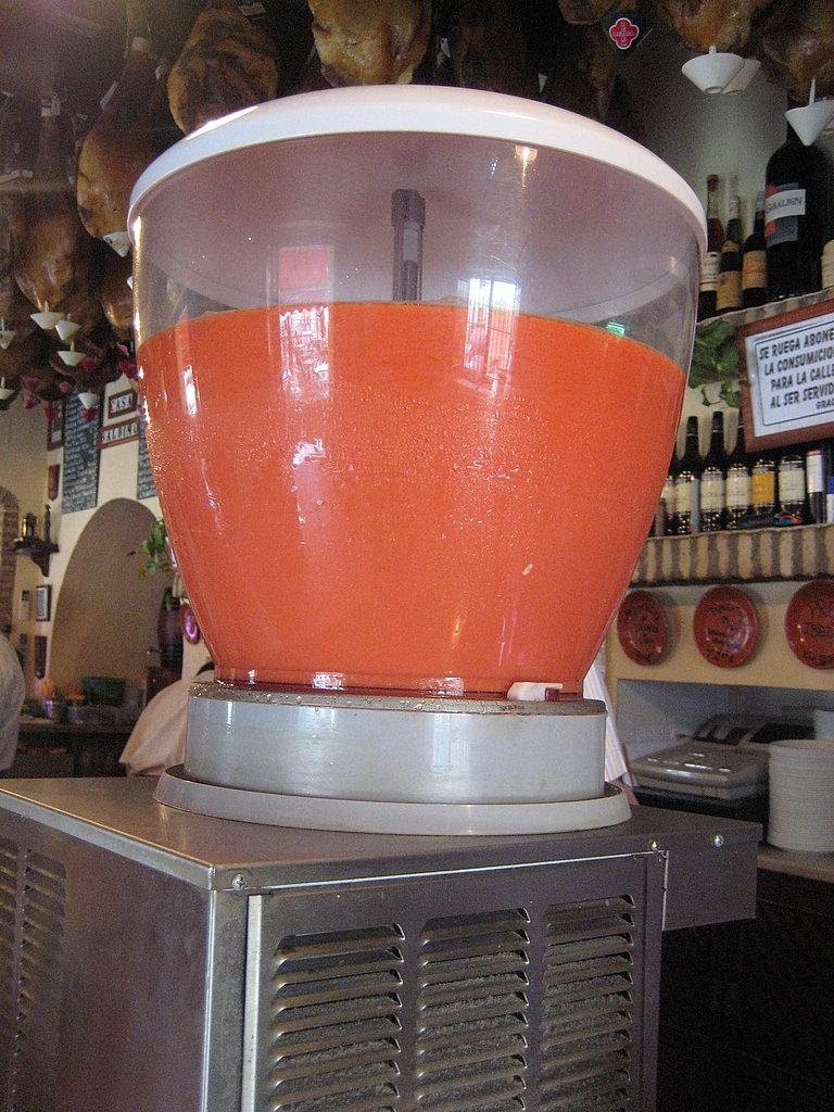 Gazpacho by the Gallon