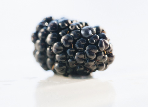 A blackberry.  Source
