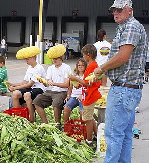 National Food Festivals and Food Events, Aug. 11-18, 2009