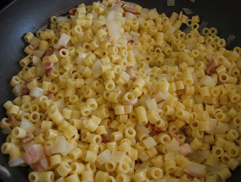 Photo Gallery: Ditalini With Potatoes And Provola