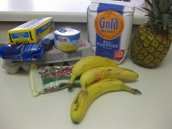 Hummingbird Cupcake Recipe 2009-08-27 15:26:43
