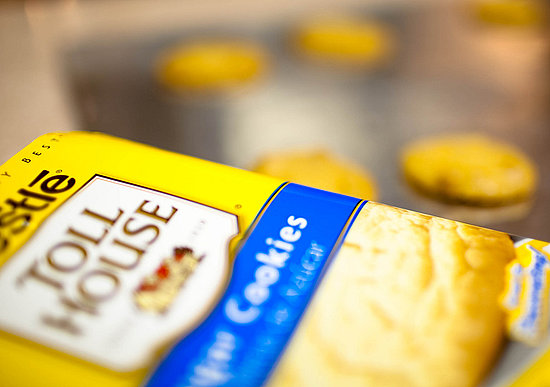 Nestle's Toll House Cookie Dough Returns to Supermarket Shelves