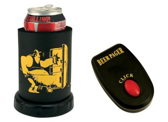 Cool Gadgets: Beer Pager For Your Lost Beer