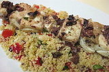 Fast and Easy Recipe For Fish With Couscous 2009-09-24 12:37:30