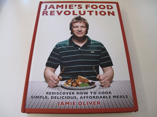 Cookbook Review: Jamie's Food Revolution by Jamie Oliver
