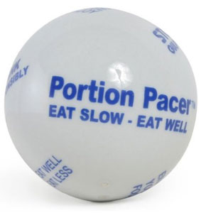 Slow It Down With Portion Pacer