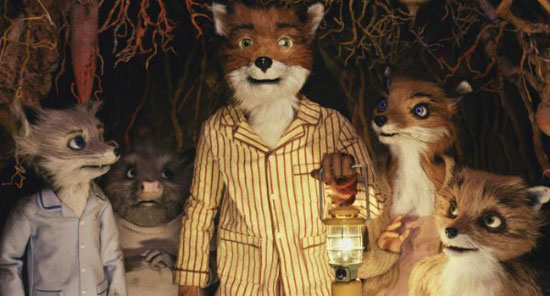 Movie Trailer For The Fantastic Mr Fox From Wes Anderson Starring George Clooney, Meryl Streep, and Jason Schwartzman