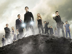 """Video Preview For Heroes Season Four, Volume Five: """"Redemption"""""""