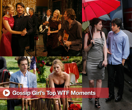"Gossip Girl Recap and Review of Episode ""Rufus Getting Married"""