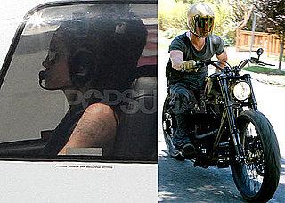 Photos of Brad Pitt and Anglina Jolie
