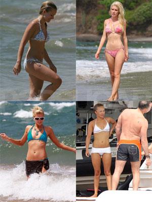 How Men vs. Women Vote on Celebrity Bikini Bodies