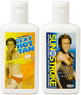 Sugar Shout Out: Will Ferrell's Sunblock Promises a Sexy Tan