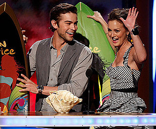 Slide Photo of Leighton and Chace at Teen Choice Awards