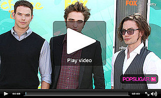 Check Out Our Exclusive Red Carpet and Behind the Scenes Teen Choice Awards Video!
