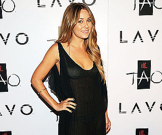 Photo Slide of Lauren Conrad at TAO in Las Vegas