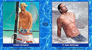 Remember to Cast Your Votes For the Hottest Shirtless Guy!