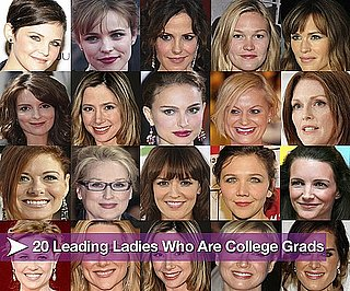 Sugar Shout Out: 20 Actresses Who Are College Grads