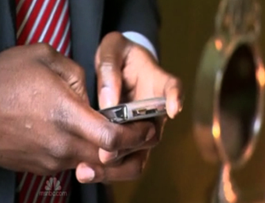 BlackBerrys Are the Cell Phone Of Choice in the White House
