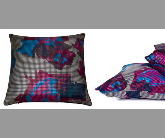 Mixelated Pillows