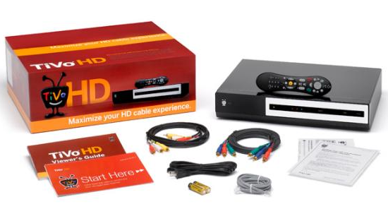 Daily Tech: Refurbed TiVo HD DVRs Now $199