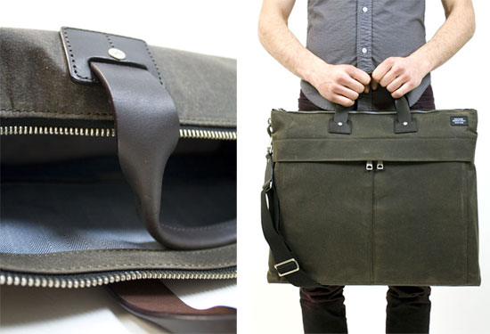 Jack Spade Utility Bag is Perfect for Father's Day