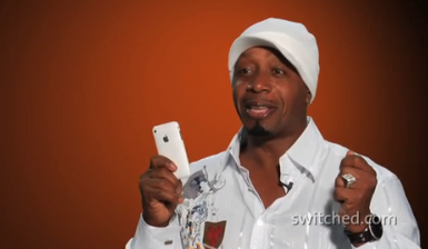 Daily Tech: MC Hammer Talks About Cell Phone Etiquette