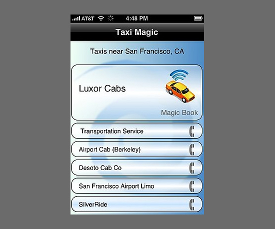 Taxi Magic