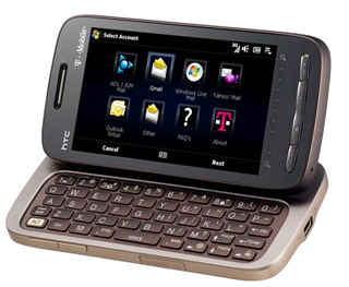 Daily Tech: The HTC Touch Pro2 Coming Aug. 12 to T-Mobile