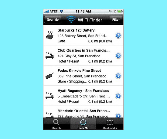Find Free Internet With the WiFi Finder App