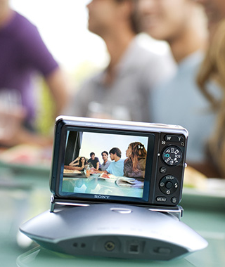 Daily Tech: Sony's Party Shot Will Be Your Personal Photog