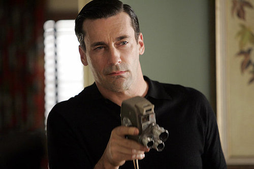 Mad Men and Its Glam Vintage Geek Dream