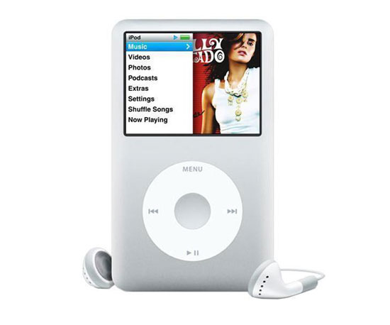 Sixth Generation iPod