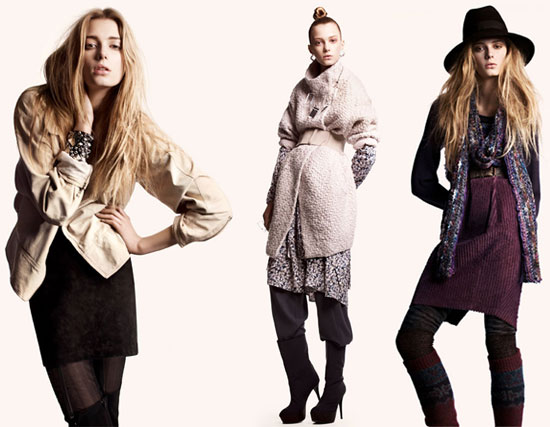 Sneak Peek! H&M Fall '09
