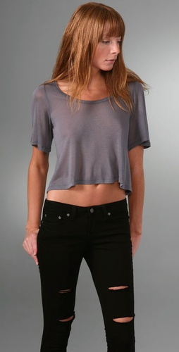 The Look For Less: Kain Label Crop Top