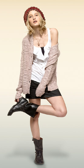 Look Book Love: Element, Fall '09