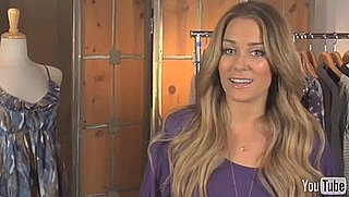 Lauren Conrad Talks About Her Fall LC Lauren Conrad Collection For Kohl's