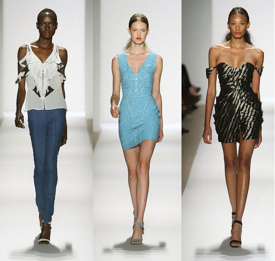 Photos of Brian Reyes' 2010 Spring New York Fashion Week Show 2009-09-15 11:17:16
