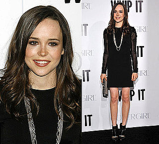 Photo of Ellen Page at Whip It Permiere in LA