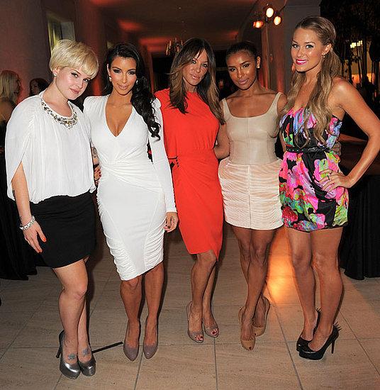 Hollywood Life's 6th Annual Style Awards Brings Out Lauren Conrad, Sophia Bush, and Kim Kardashian