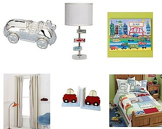Decorating a Nursery With Cars